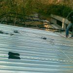 Ремонт покрив на База за ремонт на селскостопанска техника – ЕТ Найд – 62